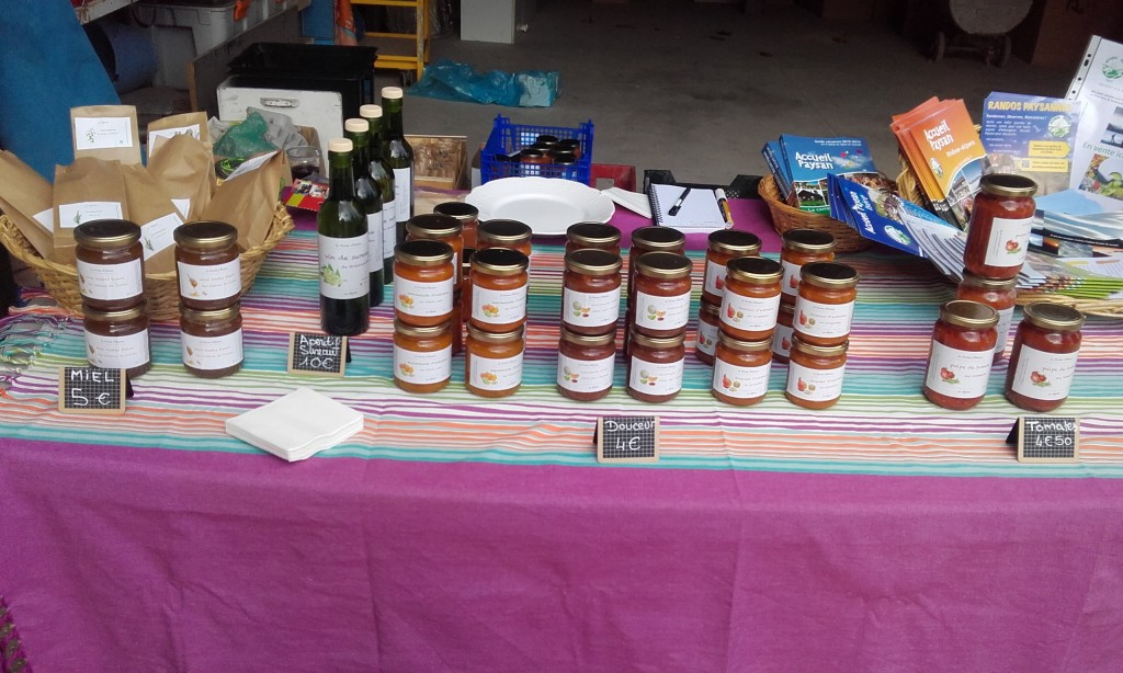 produits de la ferme d'antan